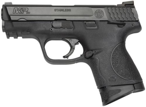 """Smith & Wesson M&P Compact, 3.5"""", Ambi Safety, 12 Rnd Mag"""