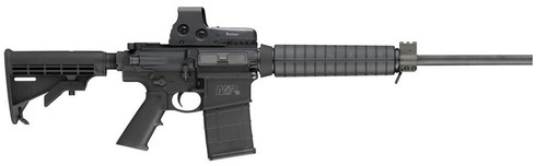 """Smith & Wesson M&P10 .308 Win/7.62, 18"""" Barrel W/EoTech Sight Included"""