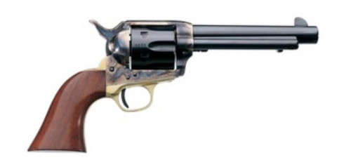 "Uberti 1873 Cattleman New Model, 22LR, 7.5"" Barrel, Case-Hardened Frame"