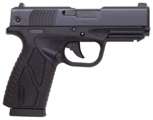 Bersa Concealed Carry 40SW Matte Black, 2 7 Rd Mags