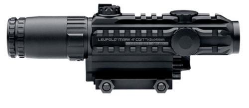 Leupold Mark 4 1-3x14mm CQ/T, Circle Dot Reticle