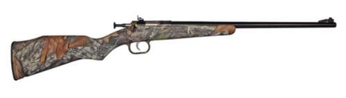 "Benjamin & Sheridan Model 284 Youth Rifle With Lock .22 WMR, 16.125"" Barrel Blue Finish Mossy Oak Break-Up Stock"