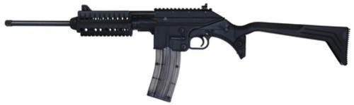 Keltec SU22C 'Folder' .22LR Semi Auto Rifle Threaded Barrel