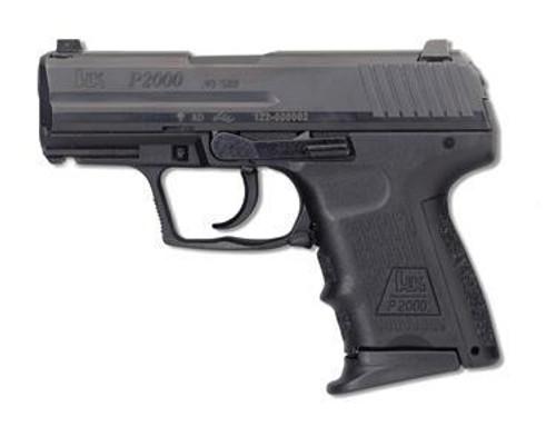 HK P2000SK 40SW, SA/DA, 9rd Mags