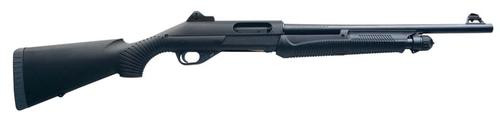 "Benelli Nova Pump Tactical Shotgun, 18"" Barrel Ghost Ring Sights"