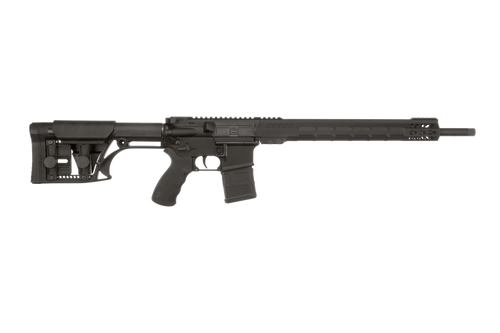 "Armalite M-15 Versatile Sporting Rifle 5.56/.223 Wylde 18"" Black Cerakoted SS Barrel MBA-1 Precision Stock 20rd"