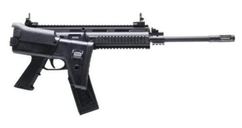 "ISSC MK22 Sport Rifle, SCAR Type, 22LR, 16"", 22RD, Black"