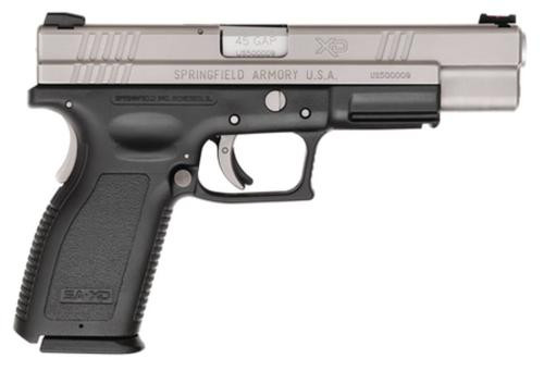 Springfield XD 45 ACP, 5 Inch, 2 tone, 13rd Mags