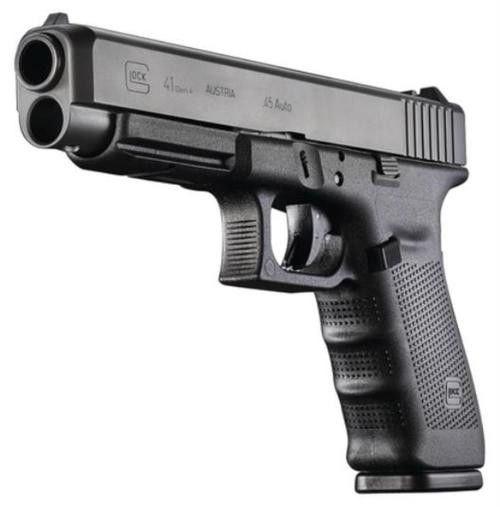 Glock G41 Gen4 45 ACP,Adjustable Sights, 13rd