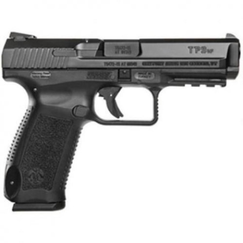 "Century Arms Canik TP9SF 9mm, 4.46"", 18rd, Black Polymer"