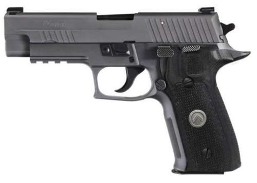 """Sig P226 Legion 9mm, 4.4"""", Gray, 10rd"""