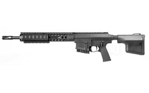"Troy PAR Rifle 308/7.62 16"" Barrel, Fxd CQB Stock Black, 10rd"