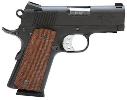 "ATI Titan FX45 1911 Officer 45 ACP, 3"" Bull Barrel, Wood Grips, 7rd Mag"