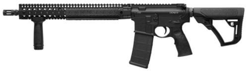 "Daniel Defense DDM4 V9 Carbine 5.56 16"" Barrel Telescoping Stock Black 30rd Mag"