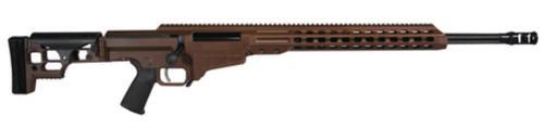 """Barrett MRAD Multi Role Adaptive Design .308 22"""" Fluted Barrel Multi-Role Brown Finish Cerakote Receiver10rd"""