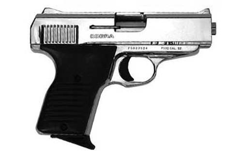 "Cobra Freedom FS .380 ACP 3.5"", W/Satin Nickel Finish"