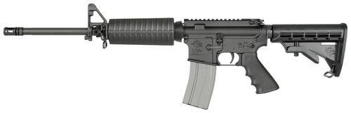 "Rock River Arms LAR-15 Tactical A4 Carbine AR-15 16"" Chrome Lined Barrel Upgrade, Flat Top, 30 Rd Mag"
