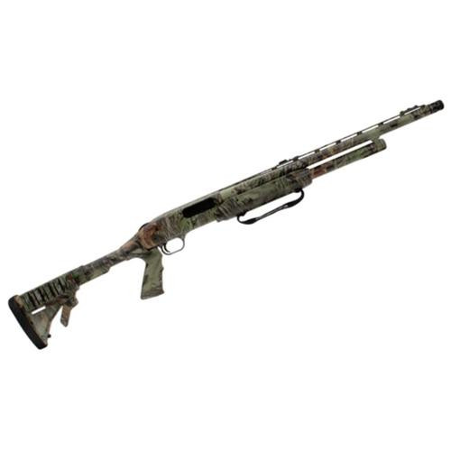 "Mossberg 500 Tactical Turkey Pump 12ga 3"", 20"" Barrel, Adjustable Synthetic MO Obsession Fin, 5rd"