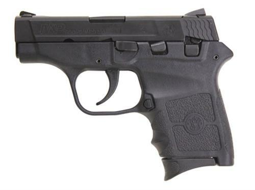 "Smith & Wesson M&P Bodyguard 380 ACP, 2.75"" Barrel, Black, Poly Frame, No Laser, 6rd"