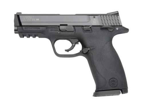 Smith & Wesson Model M&P22 Pistol, 22LR, 10 Round Mag