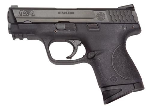 "Smith & Wesson M&P9 Compact 9mm, 3.5"" Barrel, 12rd Mag"