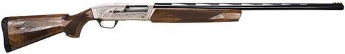 "Browning Maxus 12 Ga 28"", 3"", High Grade Walnut, Blue/Silver Finish"
