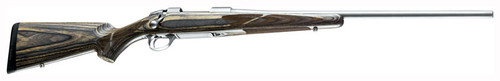 Tikka T3 Laminated Stainless .30-06 Springfield 22.4375 Barrel Stainless Steel Finish Gray Matte-Lacquered Laminate Hardwood Stock 3rd