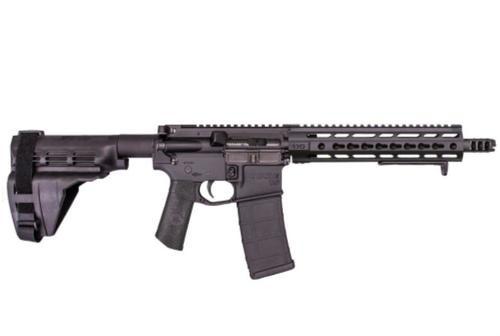 "Core15 Roscoe RB1 AR-15 Pistol 5.56 10.5"" Barrel Brace, 30 Rd Mag"