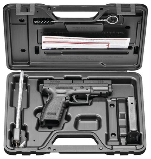 Springfield XD 40, Essential Package, 4 Inch, 12rd Mags