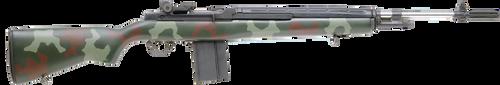 """Springfield M1A Super Match Semi-Auto 7.62 NATO 22"""" Camo Synthetic Stock SS 10rd"""