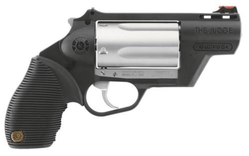 "Taurus PUBLIC DEFENDER POLYMER .410/45 LC, 2.5"", SS"