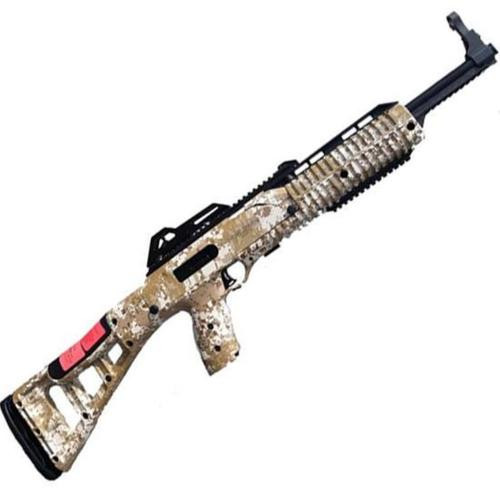 "Hi-Point Carbine, 9mm, 17.5"" Barrel, 10rd, Desert Digital Camo Polymer Stock"