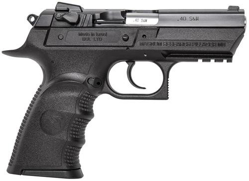 Magnum Research Baby Eagle III, 40 s&w, Black Poly,, ,  13 rd