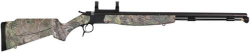 "CVA Optima v2 209 Magnum Series .50 Caliber 26"" Fluted Barrel Nitride Finish Dead-On Mount Realtree Xtra Green Stock"