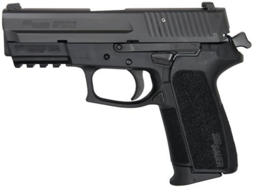 Sig SP2022 .40SW Night Sights 12rd Mags Black