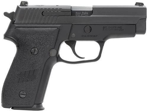 Sig M11-A1 9MM 3.9In Black Da/Sa Siglite Polymer Grip (3) 15Rd Steel MAG Engraved SRT