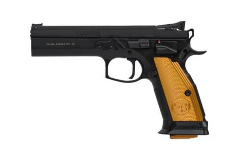 CZ 75 TS Orange, .40 S&W, 17rd, 5.4""