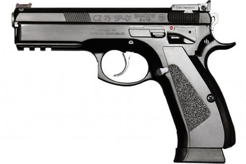 CZ 75 SP-01 Shadow Target II 9MM Custom Shop 18 Rd Mag