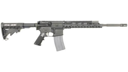 "STAG AR-15 5.56 16"" Barrel 10.5"" Diamondhead VRS-T Handguard, 30 Rd Mag"