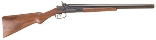 "Cimarron 1878 Coach Gun 12 Ga 20"", External Hammers, Walnut Stock"