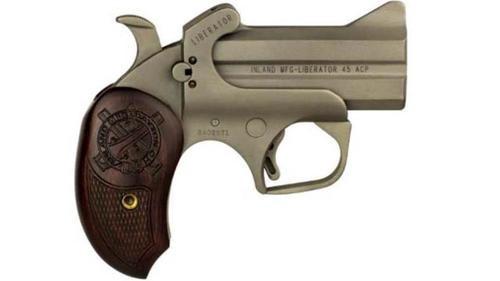 "Inland Manufacturing Liberator 45 ACP Derringer 3.5"" Barrrel"