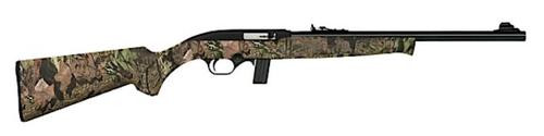 "Mossberg 702 Plinkster SA 22 Long Rifle 18"" Barrel, MOBU Stock Blued, 10rd"
