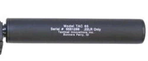 Tactical Innovations TAC65 .22LR SUPPRESSOR