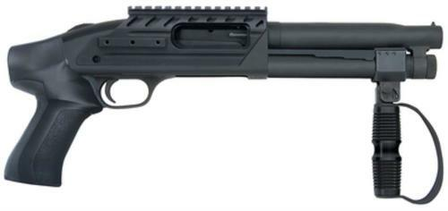 "Mossberg 500 Compact Cruiser AOW 12 Ga 8"" Barrel Parkerized-All NFA Rules Apply"