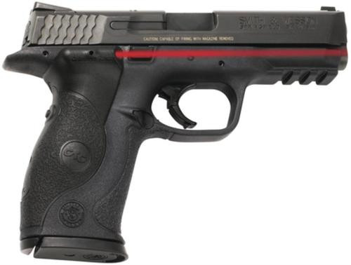 """Smith & Wesson M&P 9MM 4.25"""", Crimson Trace Laser Installed, 17R Mag"""