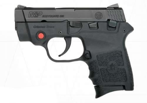 """Smith & Wesson Bodyguard 380ACP 2.75"""" Barrel CT Green Laser Thumb Safety 6rd Mag"""
