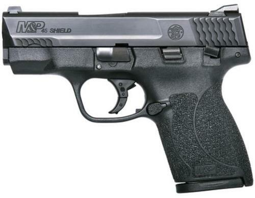 "Smith & Wesson M&P Shield, 45 ACP, 3.3"", Thumb Safety, 7rd"