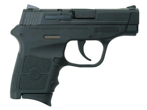 Smith & Wesson Bodyguard 380acp,  No Safety,  6 rd