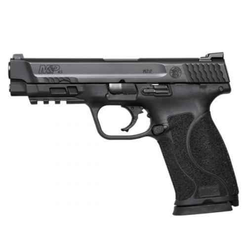 "Smith & Wesson M&P M2.0 45 ACP, 4.5"", No Mag Safety,, , Black,  10 rd"