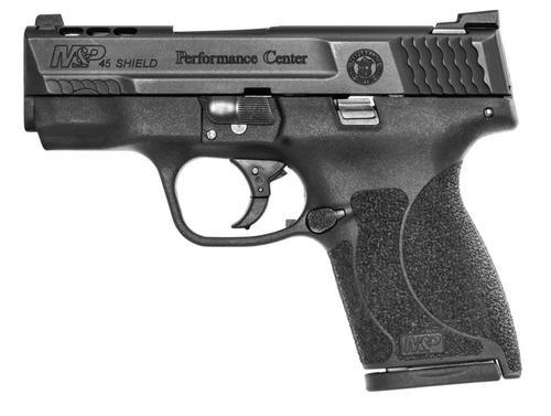 "Smith & Wesson M&P45 Performance Center Shield 45 ACP 3"" Ported Barrrel Tritium Night Sights"